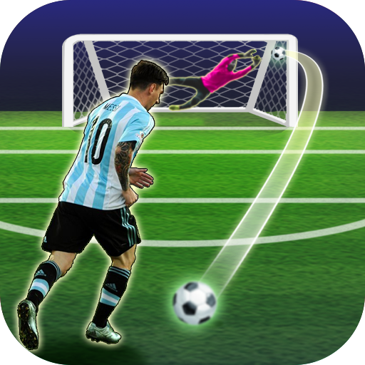 Mania Soccer-Stars Strike&Soccer Kick Game  (Unlimited money,Mod) for Android