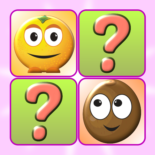 Mem Fruits: find pairs, concentration  (Unlimited money,Mod) for Android