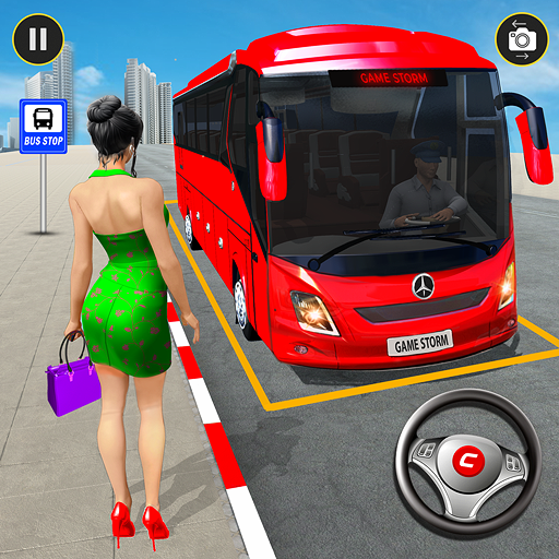 Modern Bus Simulator: Ultimate Bus Driving Games  (Unlimited money,Mod) for Android