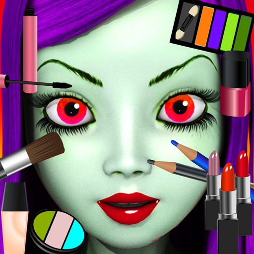 Monster Princess Beauty Salon  (Unlimited money,Mod) for Android