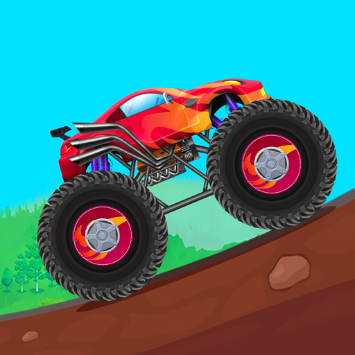 Monster Trucks: Racing Game for Kids Fun  (Unlimited money,Mod) for Android