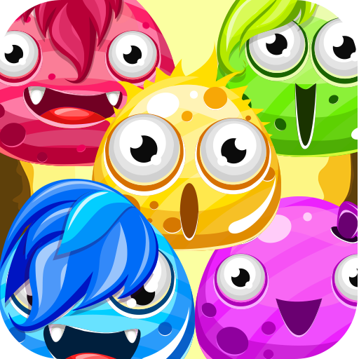 Monsters UP  (Unlimited money,Mod) for Android