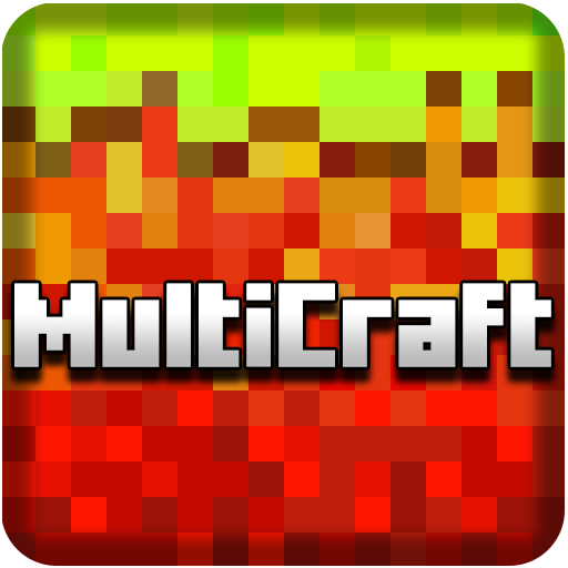 MultiCraft Pocket Edition : Crafting and Miner  (Unlimited money,Mod) for Android