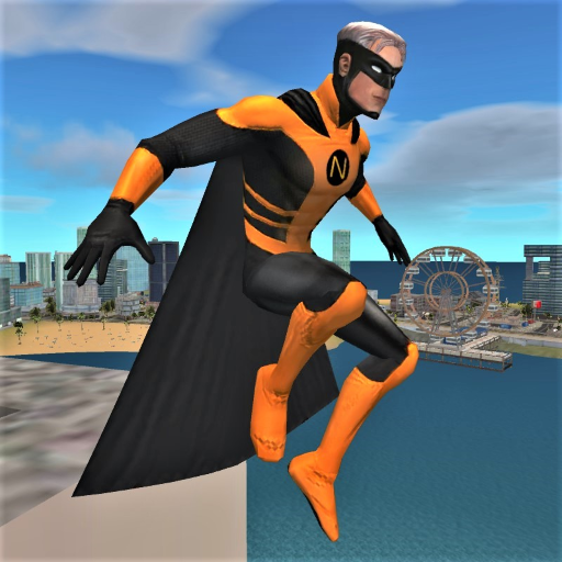 Naxeex Superhero  (Unlimited money,Mod) for Android