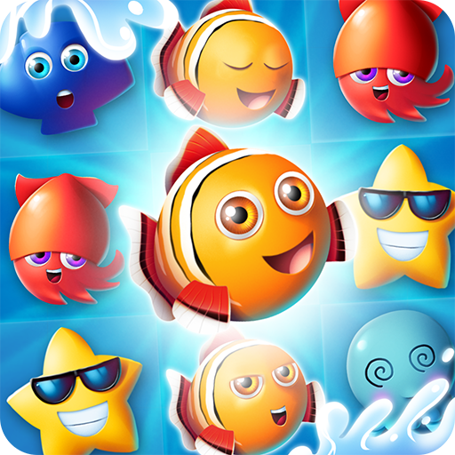 Ocean Blast – Match 3 Puzzler Game  (Unlimited money,Mod) for Android