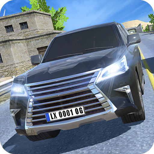 Offroad Car LX  (Unlimited money,Mod) for Android
