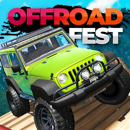 Offroad Fest 4×4 SUV Simulator Game  0.2.9 (Unlimited money,Mod) for Android