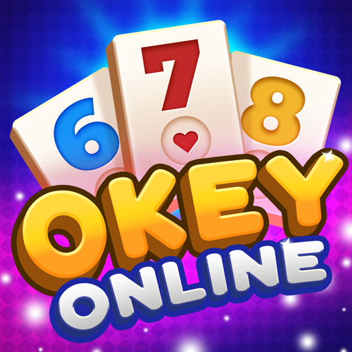 Okey Online – Real Players & Tournament  (Unlimited money,Mod) for Android