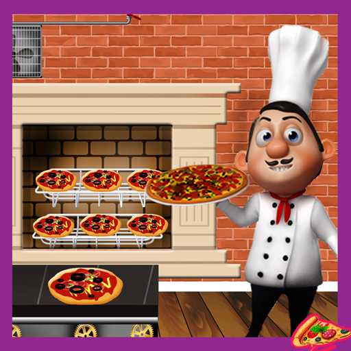 Pizza Factory Delivery: Food Baking Cooking Game  (Unlimited money,Mod) for Android
