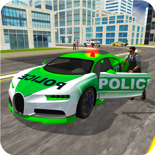 Police Chase Real Cop Driver 3d  (Unlimited money,Mod) for Android