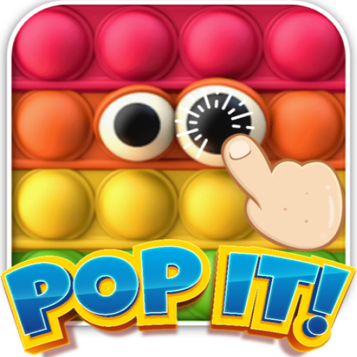 Pop It Me! 3D Fidget Relaxing ASMR Game Popit  (Unlimited money,Mod) for Android