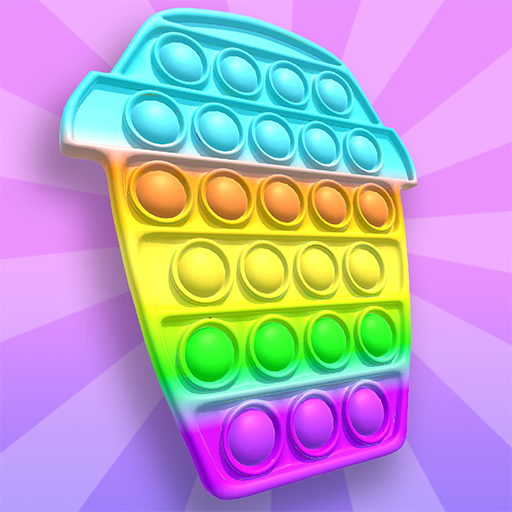 Pop It Rush  (Unlimited money,Mod) for Android