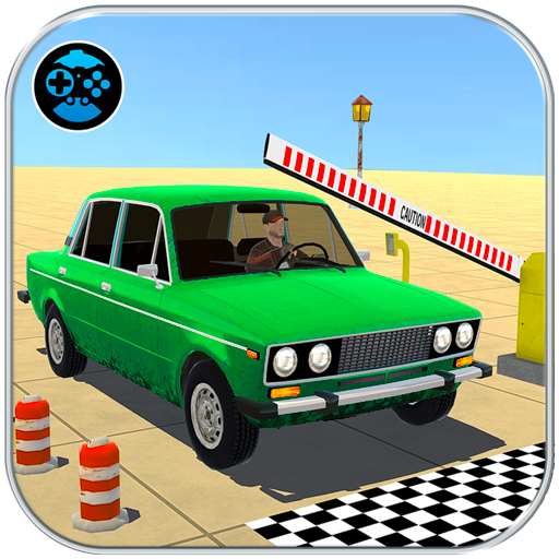 Prado Car Parking Game: Extreme Tracks Driving 3D  (Unlimited money,Mod) for Android