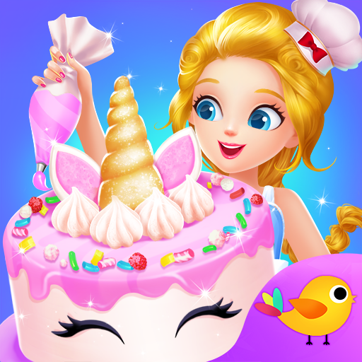 Princess Libby🦄Unicorn Food🌈  (Unlimited money,Mod) for Android