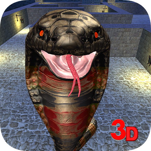 Real Anaconda Snake Maze Run 2021  (Unlimited money,Mod) for Android