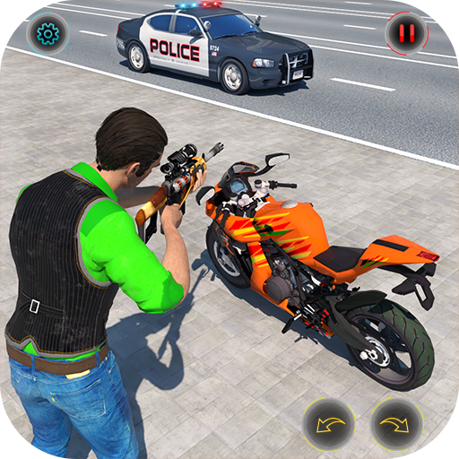 Real Gangster Grand City – Crime Simulator Game  (Unlimited money,Mod) for Android