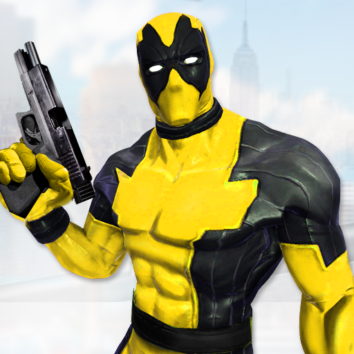 Real Ninja Superhero Las Vegas gangster Fight  (Unlimited money,Mod) for Android