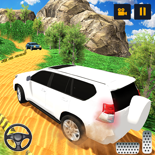 Real Prado Car Games 2020 : Cruiser Car Games 2021  (Unlimited money,Mod) for Android