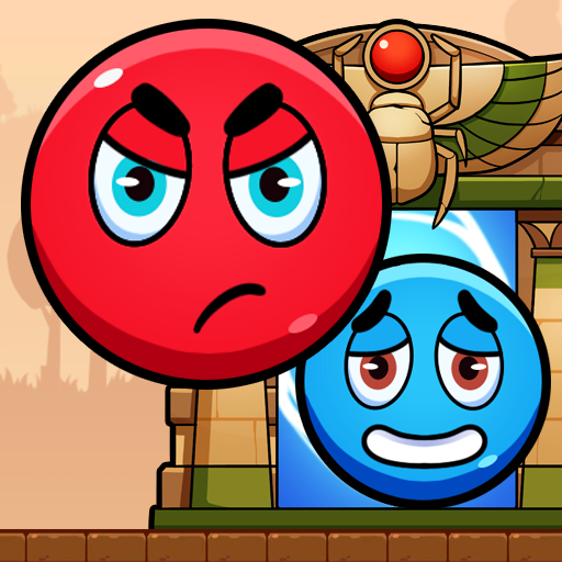 Red and Blue Ball  (Unlimited money,Mod) for Android