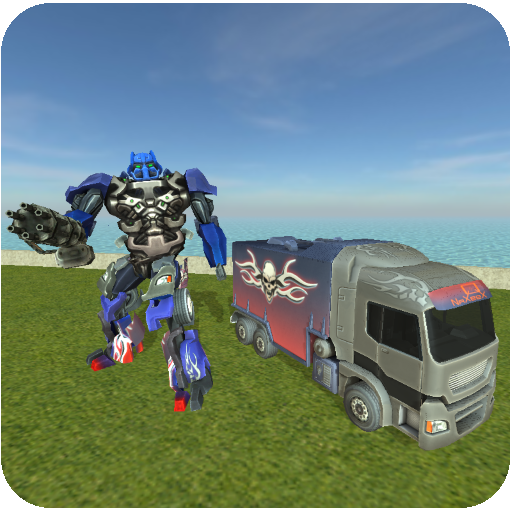 Robot Truck  (Unlimited money,Mod) for Android
