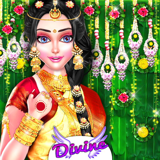 Royal South Indian Wedding Ritual & Fashion Salon  (Unlimited money,Mod) for Android