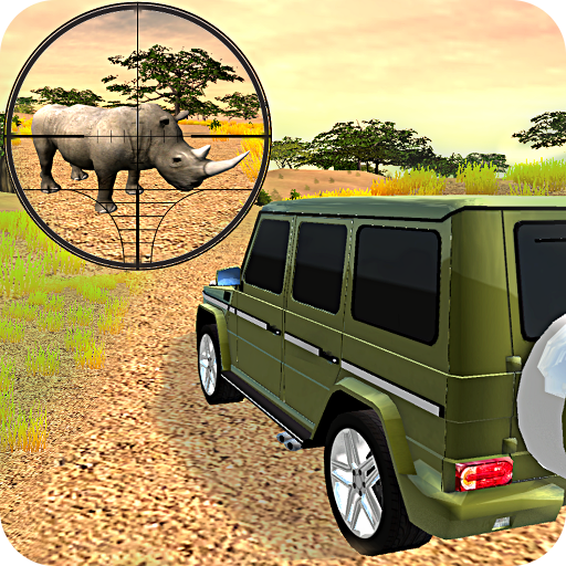 Safari Hunting 4×4  (Unlimited money,Mod) for Android