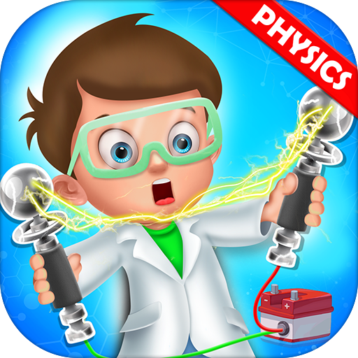 Science Experiments in Physics Lab – Fun & Tricks  (Unlimited money,Mod) for Android