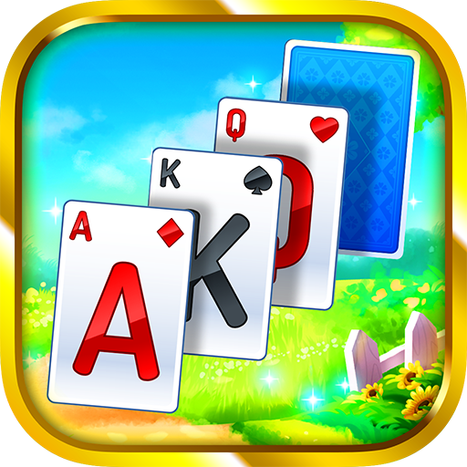 Solitaire Garden Escapes  (Unlimited money,Mod) for Android