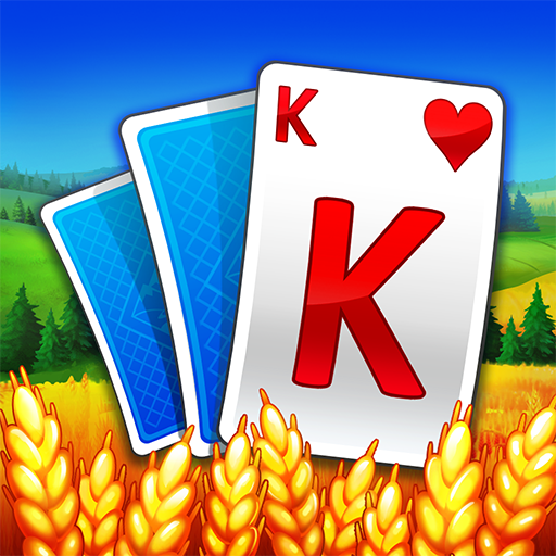 Solitaire Golden Prairies: Master Farm Matters!  (Unlimited money,Mod) for Android