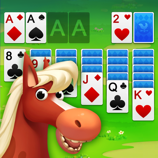 Solitaire – My Farm Friends  (Unlimited money,Mod) for Android