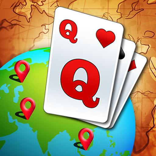 Solitaire TriPeaks Free Card Games  (Unlimited money,Mod) for Android