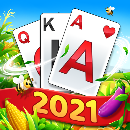 Solitaire Tripeaks – Farm Journey  (Unlimited money,Mod) for Android