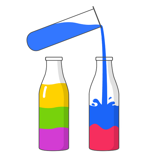 Sort Water Puzzle – Color Liquid Sorting Game  (Unlimited money,Mod) for Android