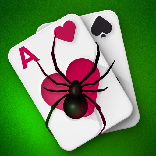 Spider Solitaire  (Unlimited money,Mod) for Android