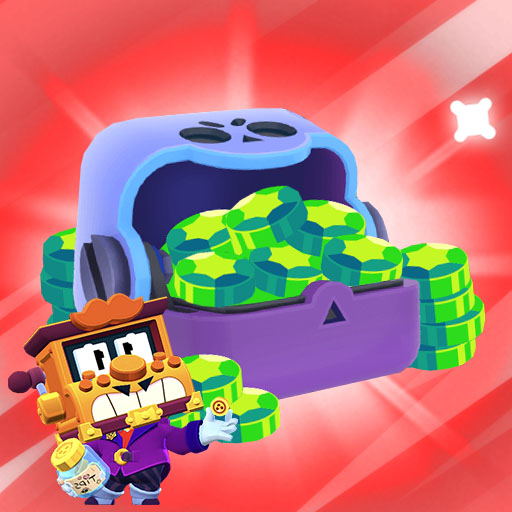 Splash Box Simulator for Brawl Stars: Cool Boxes!  (Unlimited money,Mod) for Android