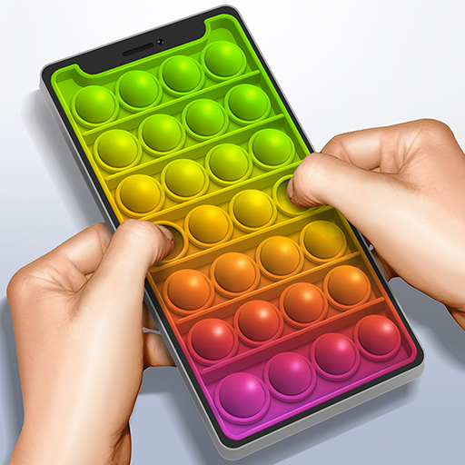Super Pop It Simulator: ASMR Relax  (Unlimited money,Mod) for Android