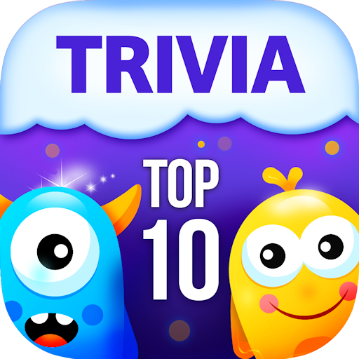 TOP 10 TRIVIA –  Quiz Questions  (Unlimited money,Mod) for Android