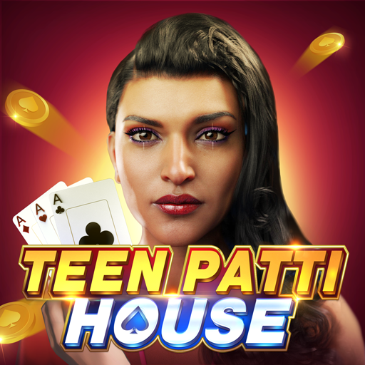 TeenPatti House  (Unlimited money,Mod) for Android