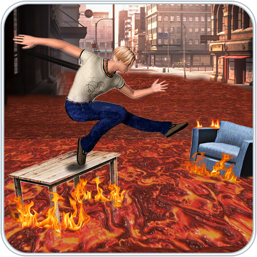 The Floor is Lava Game  (Unlimited money,Mod) for Android