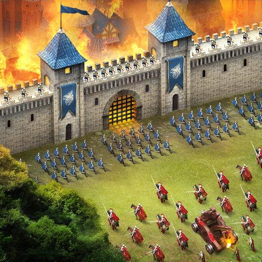 Throne: Kingdom at War  (Unlimited money,Mod) for Android