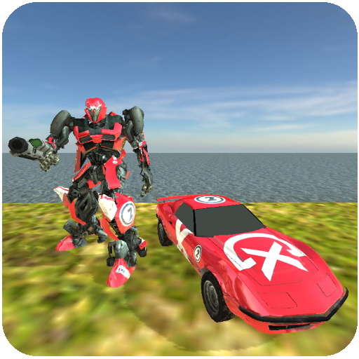 Top Car Robot  (Unlimited money,Mod) for Android