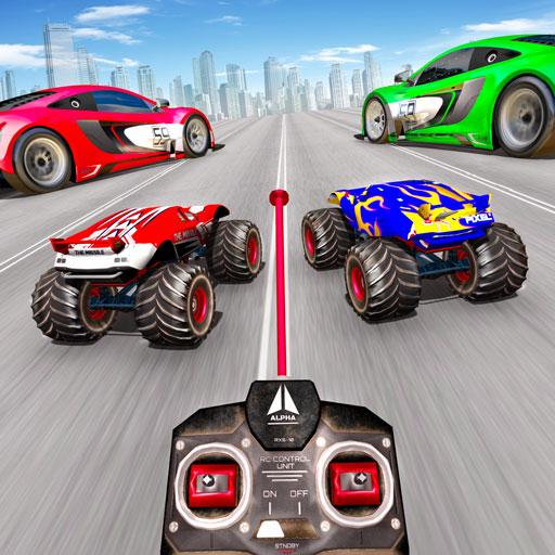 Toy Car Stunts GT Racing Games  (Unlimited money,Mod) for Android