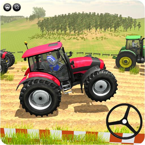 Tractor Racing  (Unlimited money,Mod) for Android