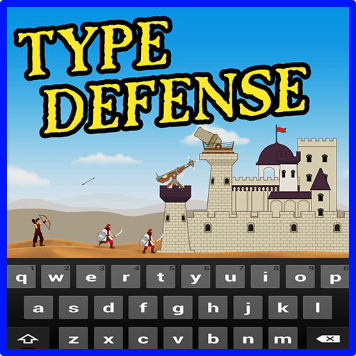 Type Defense – Typing and Writing Game  (Unlimited money,Mod) for Android