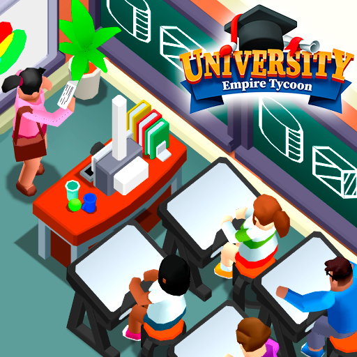 University Empire Tycoon – Idle Management Game  1.1.3 (Unlimited money,Mod) for Android