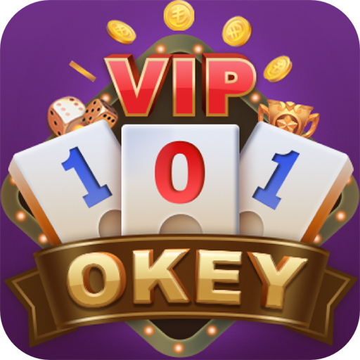 VIP 101 Okey  (Unlimited money,Mod) for Android
