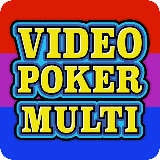 Video Poker Multi Pro Casino  (Unlimited money,Mod) for Android