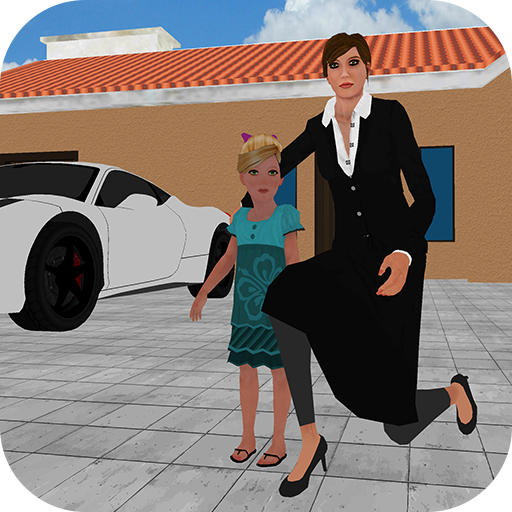 Virtual Lawyer Mom Family Adventure  (Unlimited money,Mod) for Android
