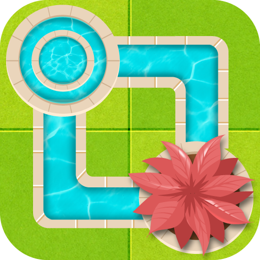 Water Connect Puzzle – Logic Brain Game  (Unlimited money,Mod) for Android