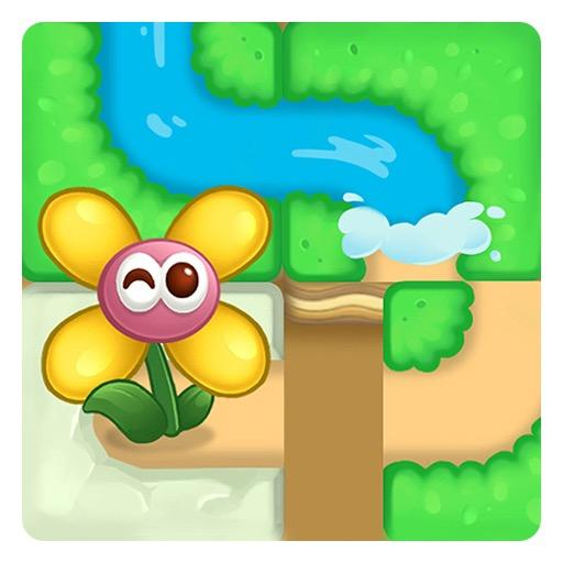 Water Me Please! Water Game: Brain Teaser  (Unlimited money,Mod) for Android